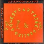 12inch Vinyl Single - A Tribe Called Quest - Description Of A Fool