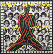 LP - A Tribe Called Quest - Midnight Marauders - Still Sealed