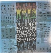 Double LP - A Tribe Called Quest - People's Instinctive Travels And The Paths Of Rhythm