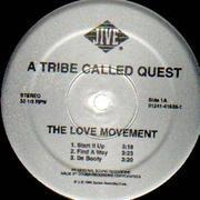 LP-Box - A Tribe Called Quest - The Love Movement - Limited Edition Triple Vinyl