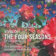 LP - Antonio Vivaldi, Erik Bosgraaf, Ensemble Cordevento - The Four Seasons