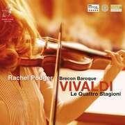 LP - A. Vivaldi - LE Quattro Stagioni - RACHEL PODGER/BRECON BAROQUE
