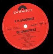 LP - A.R. & Machines - Die Grüne Reise - The Green Journey - NO SLEEVE