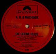 LP - A.R. & Machines - Die Grüne Reise - The Green Journey