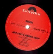 LP - Abacus - Just A Day's Journey Away!