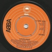 7'' - Abba - Chiquitita - Push-out Centre