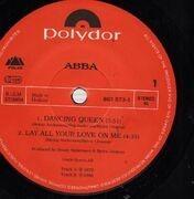 12'' - Abba - Dancing Queen