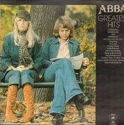 LP - Abba - Greatest Hits