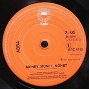 7'' - Abba - Money, Money, Money