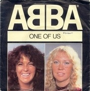 7'' - Abba - One Of Us - Injection Labels