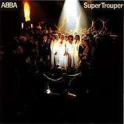 CD - ABBA - SUPER TROUPER
