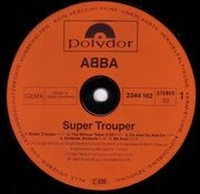 LP - Abba - Super Trouper