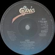 7'' - Abba - Super Trouper / The Piper
