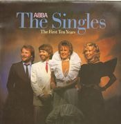 LP - Abba - The Singles - The First Ten Years - Record no. 2 missing!