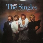 Double LP - Abba - The Singles - The First Ten Years