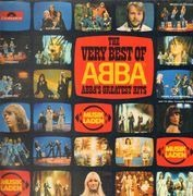 Double LP - Abba - The Very Best Of ABBA