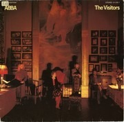 LP - ABBA - The Visitors - Club-Edition