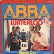 7'' - ABBA - Waterloo