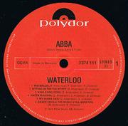 LP - Abba - Waterloo