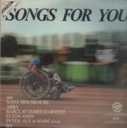 LP - Abba, Elton John a.o. - Songs For You
