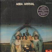 LP - Abba - Arrival