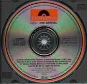 CD - Abba - Arrival