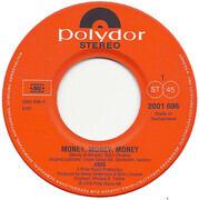 7inch Vinyl Single - Abba - Money, Money, Money / Crazy World