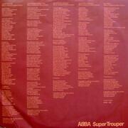 LP - Abba - Super Trouper