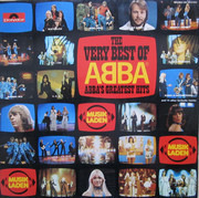 Double LP - Abba - The Very Best Of ABBA (ABBA's Greatest Hits)