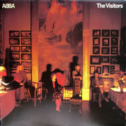 LP - Abba - The Visitors