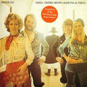 LP - ABBA - Waterloo (vinyl)