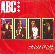 7inch Vinyl Single - Abc - The Look Of Love
