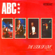 12inch Vinyl Single - Abc - The Look Of Love (Parts One, Two, Three & Four)