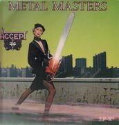 Double LP - Accept - Metal Masters