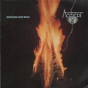 LP - Accept - Restless And Wild