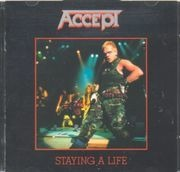 Double CD - Accept - Staying A Life