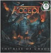 Double LP - Accept - The Rise Of Chaos - Limited Edition