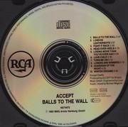 CD - Accept - Balls To The Wall