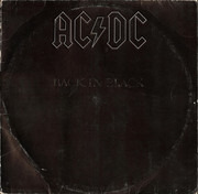 LP - AC/DC - Back In Black
