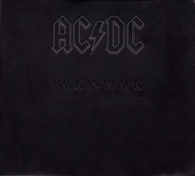 CD - AC/DC - Back In Black - Digipak