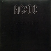 LP - AC/DC - Back In Black - Still sealed