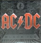 Double LP - AC/DC - Black Ice - 2 LP's - 180 Gram