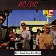CD - AC/DC - Dirty Deeds Done Dirt Cheap