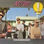 LP - AC/DC - Dirty Deeds Done Dirt Cheap
