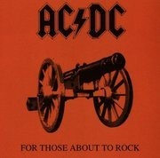 CD - AC/DC - For Those About To Rock We Salute You