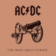 LP - AC/DC - For Those About To Rock (We Salute You)