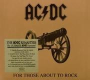 CD - AC/DC - For Those About To Rock (We Salute You)