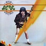 LP - AC/DC - High Voltage
