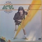 LP - AC/DC - High Voltage