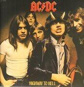 LP - AC/DC - Highway To Hell - LTD VINYL REISSUE / 180G.